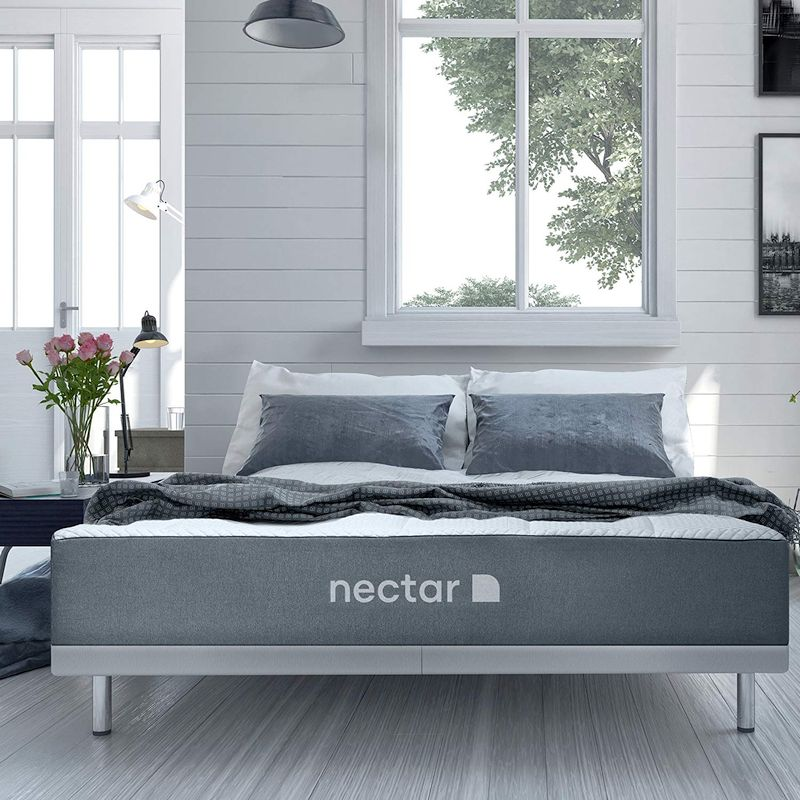 Top 5 Best Mattresses For Shoulder Pain - Nectar Mattress