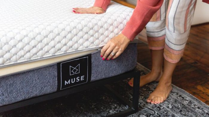 Best Mattress For Arthritis - Muse Mattress featured image