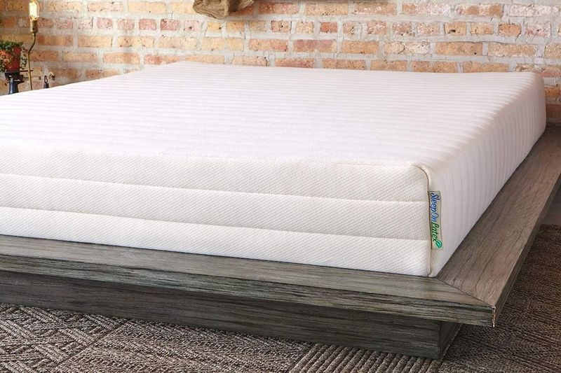 Top 5 Best Mattresses For Shoulder Pain - Pure Green Natural Latex Mattress