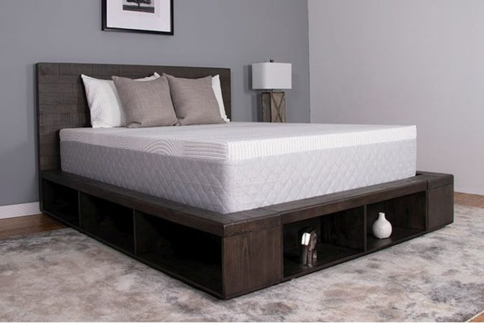 Best Mattresses For Side Sleepers - Dreamfoam iPedic Sojourn