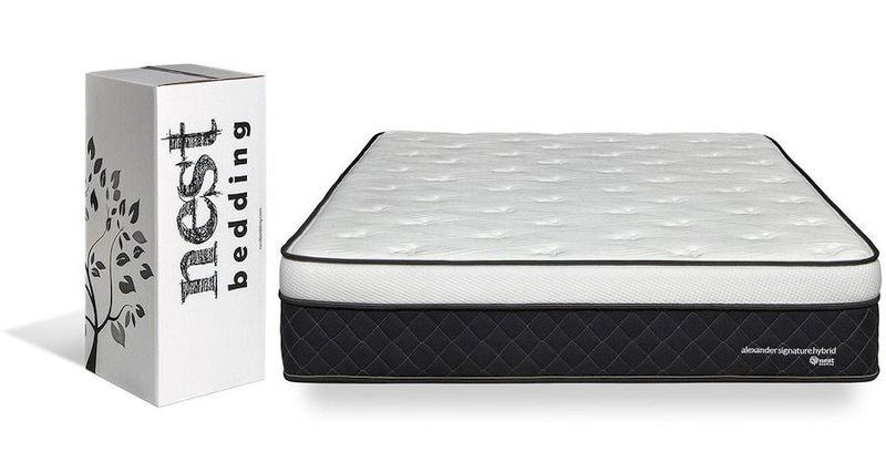 Best Mattresses For Sciatica — Nest Bedding Alexander Hybrid Image