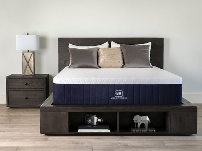 Best Mattresses For Side Sleepers - Brooklyn Bedding Aurora Featured Image