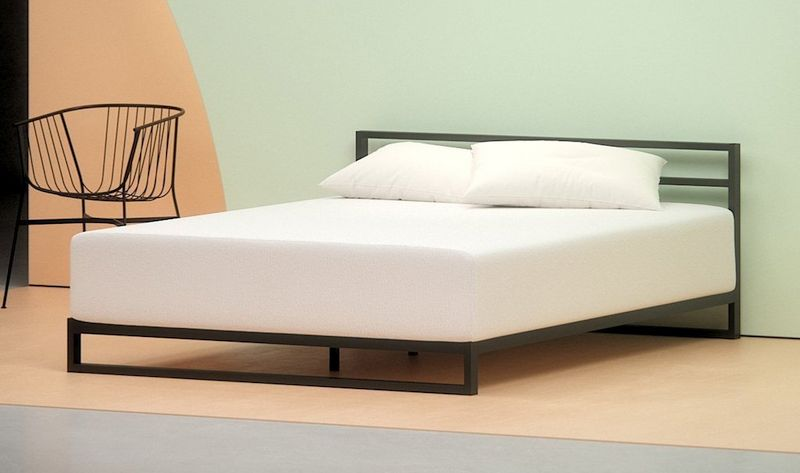 Best Mattresses For Stomach Sleepers — Zinus Green Tea Mattress