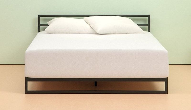 Top 10 Most Comfortable Mattresses - Zinus Memory Foam Green Tea Mattress