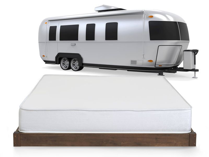 Top 5 Best Mattresses For An RV - Serenia Sleep RV Mattress