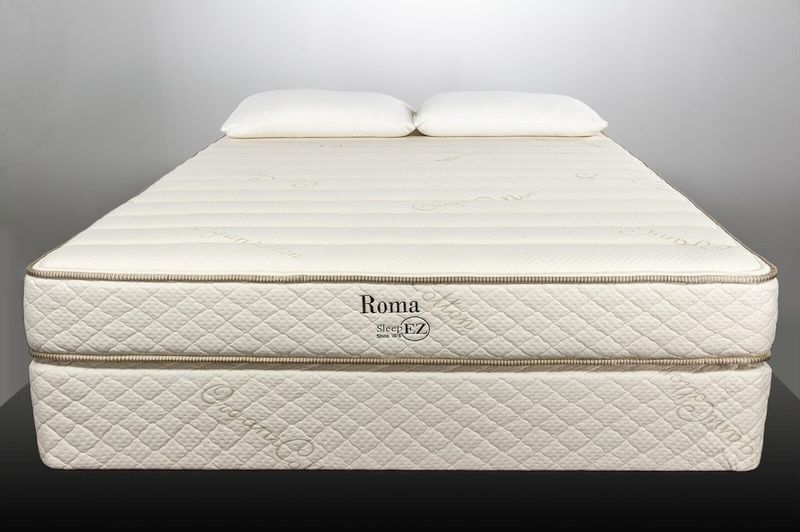 Best Mattress For Back And Neck Pain - Roma Latex Mattress