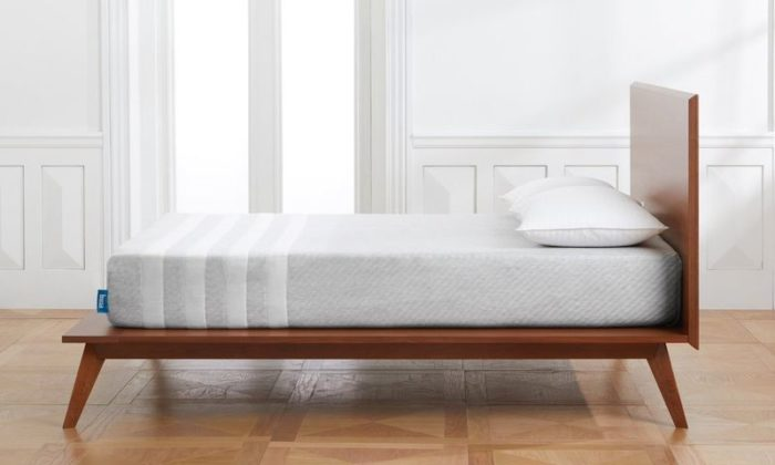 Best Mattress For Fibromyalgia - Leesa Mattress Featured Image
