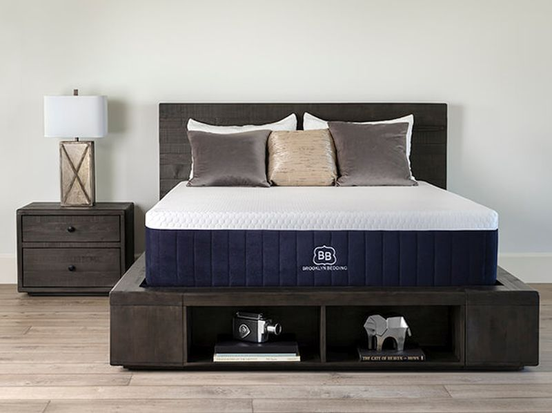 Best Mattresses For Athletes - Brooklyn Bedding Aurora