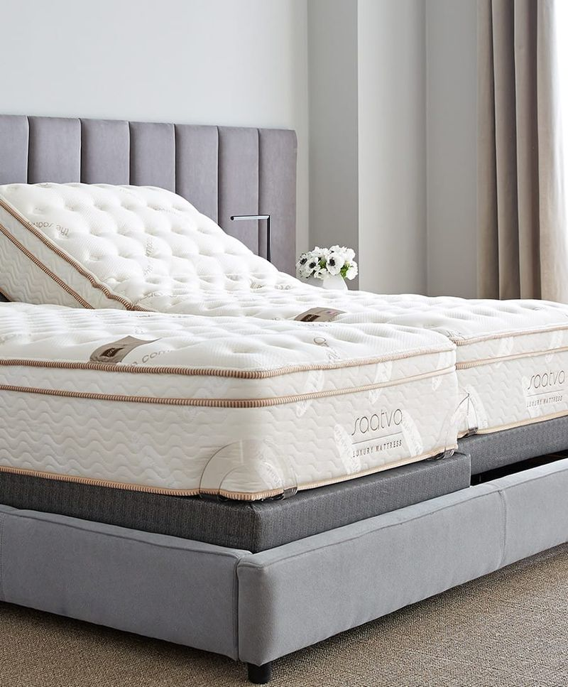 Saatva Mattress Review - Adjustable Bed